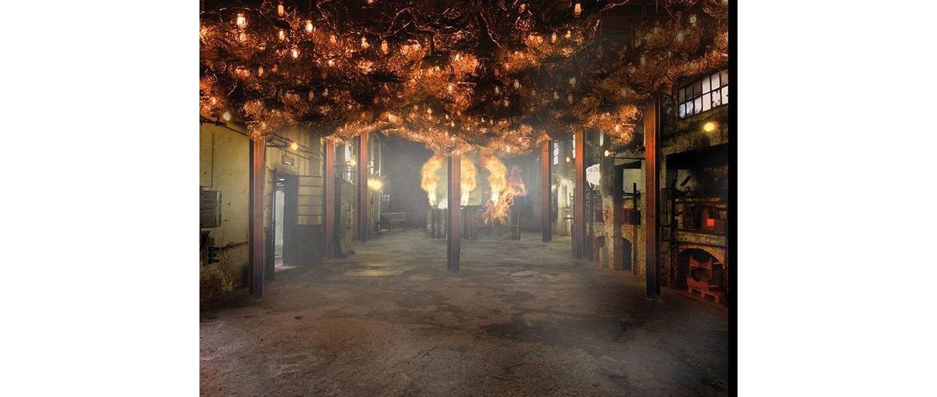 Biennale de Venise : Exposition The Unplayed Notes Factory de Loris Gréaud