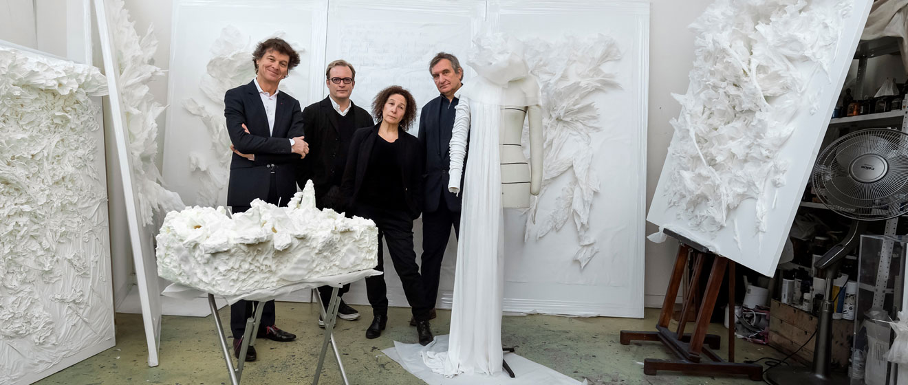 Soutien d'Emerige à Loris Greaud et Claudine Drai à l'occasion de la biennale de Venise