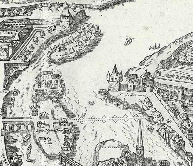 Histoire de Morland Mixité Capitale en gravure