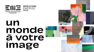 Logo de la Bourse Révélations Emerige 2020 : Un monde à votre image
