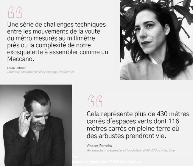Laure Pothier, Directrice Opérationnelle Chez Emerige Et Vincent Parreira, Architecte – Urbaniste Et Fondateur D' Aavp Architecture (18)