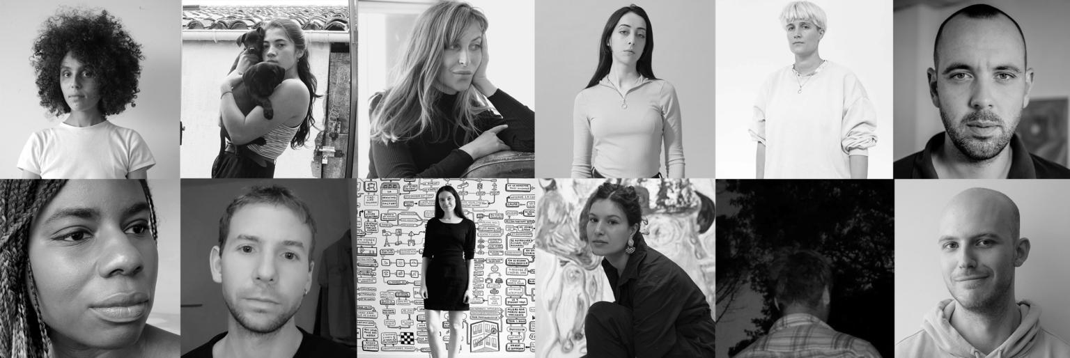 Annonce Artistes Nommés Bourse Révélations Emerige 2021